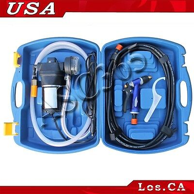 US Shipping 12V Car Washing Device Utility Vehicle Cleaner Washer Garden