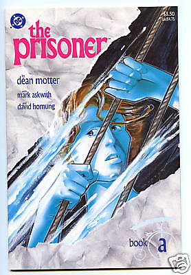 THE PRISONER  A , B , C , D (1988) 4 Issue COMPLETE SET