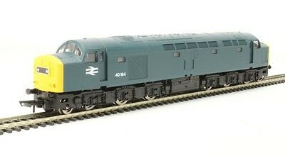 Hornby R3392TTS Class 40 40164 in BR blue - TTS Sound Fitted - Aust Wty