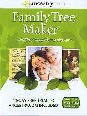 Family Tree Maker 2014 (ancestry.com) includes tree sync