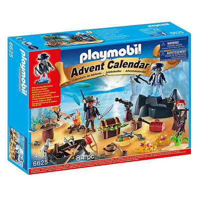 NEW Playmobil Advent Calendar Secret Pirates Treasure Island