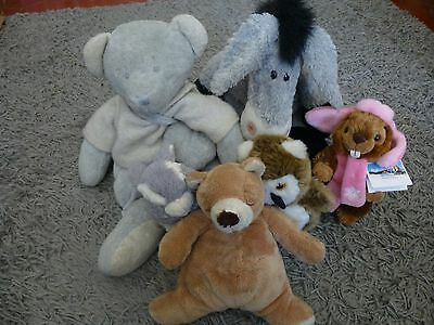 Ours, Peluches Nici, Dimpel, Lovy...