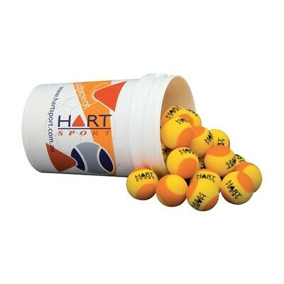 Hart Bucket Of Foam Tennis Trainer Balls - Bucket Of 36 / 72 Balls