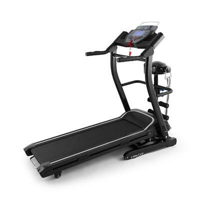 Electrc Treadmill 2 - 12 Kmph Computer Aux In  Belt Massager Sit-Up Function Run