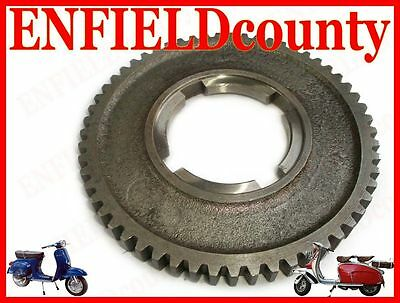 1st GEAR WHEEL 57 COGS P125-150X /GT/GTR/Sprint FOR VESPA SCOOTER @CAD