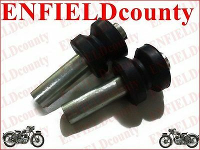 New Vespa Scooter Engine Mounting Mount Bush Pair Rubber Px T5 Cosa @cad