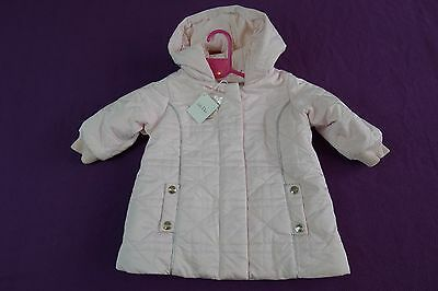 Genuine new with tags baby Dior pale pink girls jacket size 18 months
