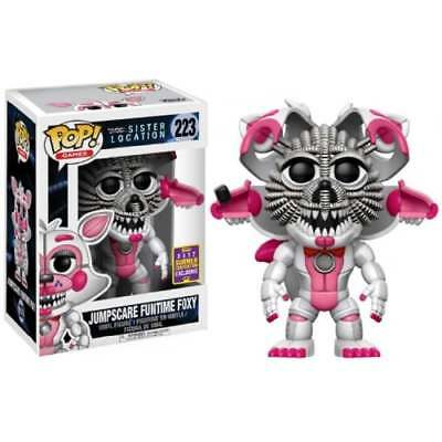 Funko POP! Five Nights at Freddy's #223 Jumpscare Funtime Foxy Summer Convention