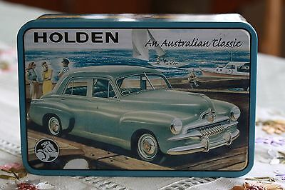 FJ Holden Biscuit/Sweets Tin