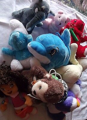Lot Peluches (+20)