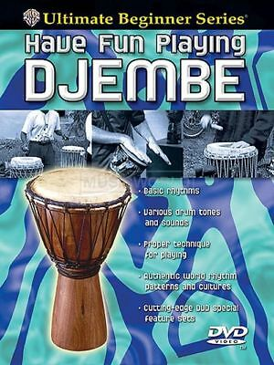 IMP Have Fun Playing Djembe - Ultimate Beginner