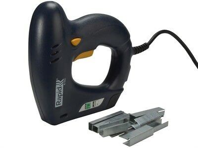 Rapid Electric Staple Gun With Staples | FREE Delivery