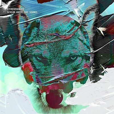 Stereophonics Scream Above The Sounds Deluxe Music Cd 2017