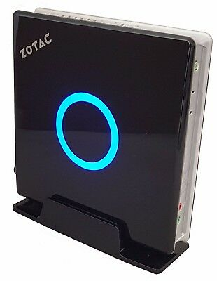 MINI PC ZOTAC ZBOX ID41, Intel 1.8Ghz , HDD 250GB, 4GB RAM, Windows 7 Pro