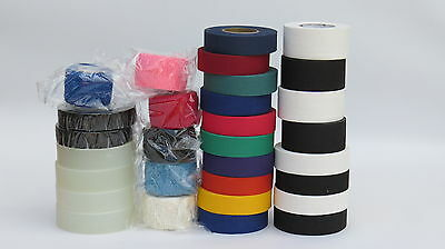 HOCKEY TAPE (30 rolls) CLEAR/CLOTH/       FRICTION/GRIP