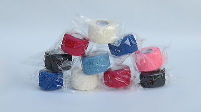 HOCKEY STICK HANDLE GRIP TAPE (10 rolls)