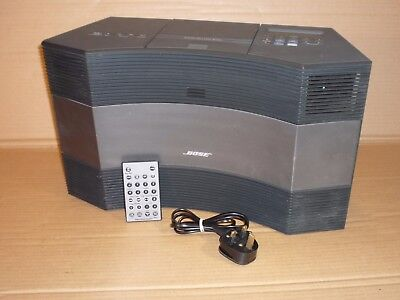 bose wave cd audio shelf system picclick uk. Black Bedroom Furniture Sets. Home Design Ideas