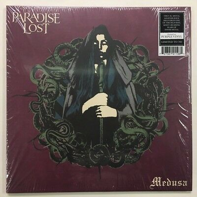 "Paradise Lost - Medusa - 12"" Lp Vinyl - Limited To 700 (Purple)"