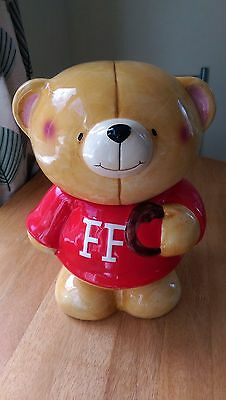 "RARE Forever Friends Large 12"" Cookie Jar Biscuit Tin"