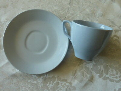 Johnson Australia Cup Saucer Duo Pastel Blue No Makers Mark