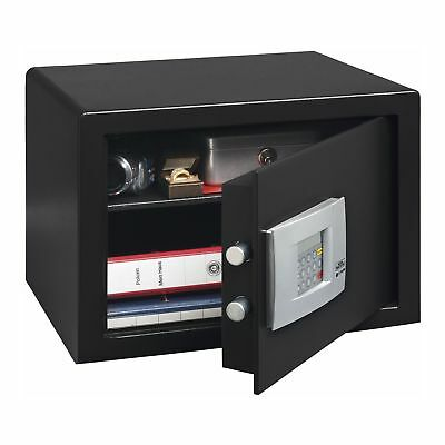 BURG-WÄCHTER POINT SAFE - P1E KA3, Hoteltresor, 180 x 280 x 210mm, anthrazit