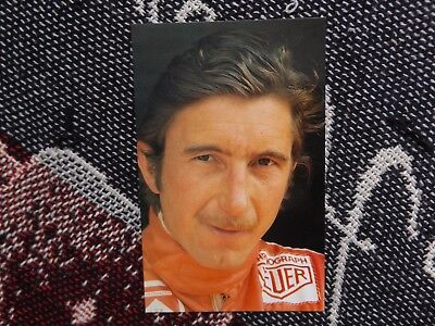 Motorsport Postcard - Jo Siffert - Grand Prix Driver