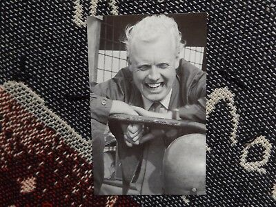 Motorsport Postcard - Mike Hawthorn - Grand Prix Driver