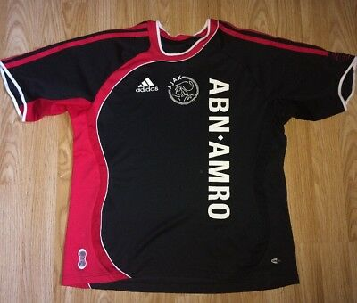 Extra Small XS AC Ajax Football Shirt Adidas