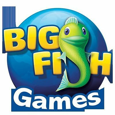 Big Fish Games gift certificate code good for any regular game Expire Feb 12, 18