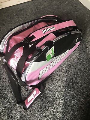 Brand New Woman's Prince Tennis/squash Bag