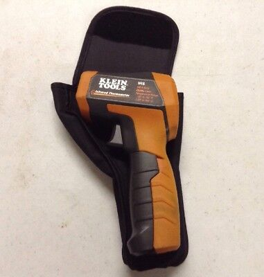 Klein Tools IR5 Dual-Laser Infrared Thermometer With Holster (41331-4)