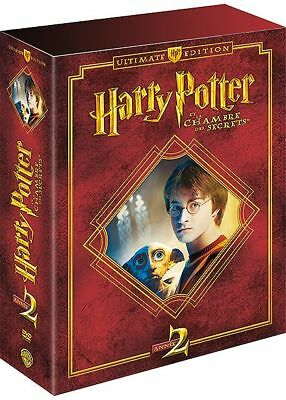 HARRY POTTER ET LA CHAMBRE DES SECRETS : Ultimate edition // coffret DVD