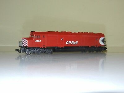 Lima Powered Fp45 Canadian Pacific Cp Rail Engine Locomotive Ho Scale Brand New.