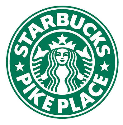 Starbucks Pike Place Coffee Beans 5LBS - FRESH WHOLE BEANS (Stamped 05/08/2018)