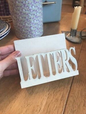 East of India Letter Rack