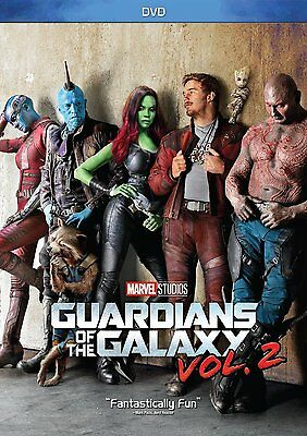 Guardians of the Galaxy Vol. 2 ( DVD 2017 ) Action