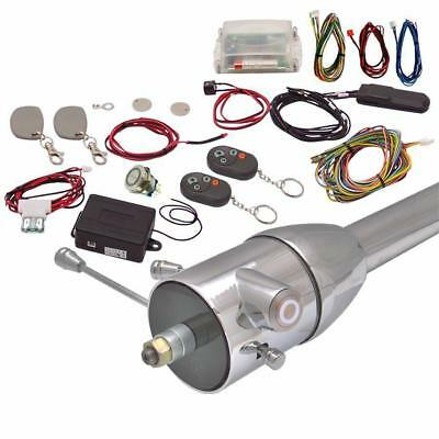 White One Touch Engine Start Kit w RFID and Remote