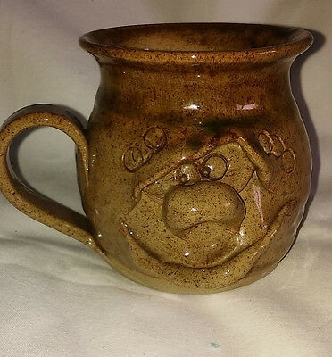 Ugly Mug - Pretty Ugly Pottery Wales Vintage Handcrafted