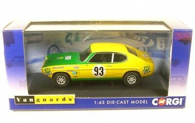 Ford Capri 2300GT Mk1 No.93 6th Overall and Winner Group 5 Tour de France Automo