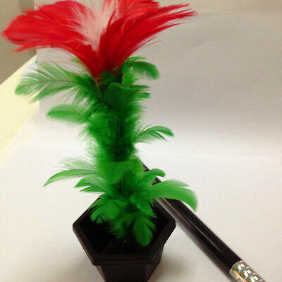 Comedy Magic Wand To Flower Magic Trick Kid Show Prop Toys Kid Gift FT