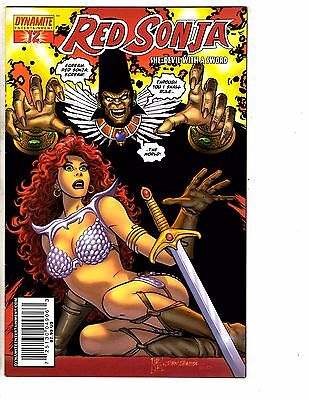 Lot Of 6 Red Sonja Dynamite Entertainment Comic Books # 12 13 14 (2) 47 48 RC1
