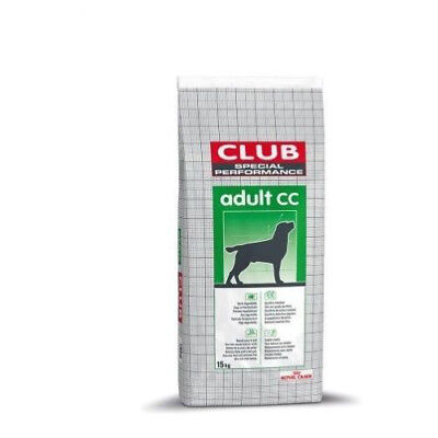 Pienso para perros adultos Royal Canin CLUB SPECIAL PERFORMANCE ADULT CC 15Kg
