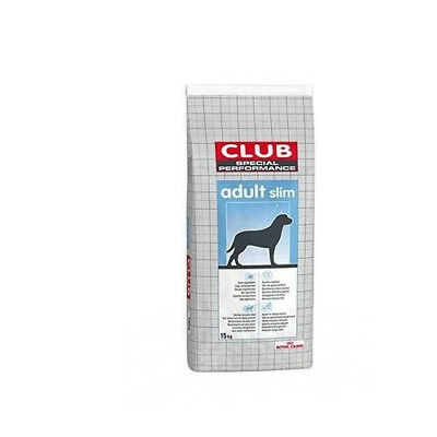 Pienso Royal Canin CLUB SPECIAL PERFORMANCE ADULT SLIM 15Kg para perros adultos