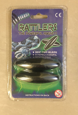 Rattlers The Powerful Magnets Great Play Toy