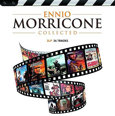 Ennio Morricone - Collected 2x 180g vinyl LP IN STOCK NEW/SEALED Best Of