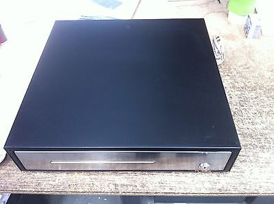 Solid Metal Electronic CASH DRAW/TILL/BOX/DRAWER  POS Shop / Office No Key