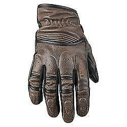 Speed and Strength Rust and Redemption Distressed Gloves 87-8622 BROWN 878622 MD