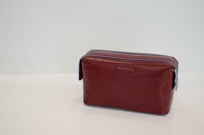 PIQUADRO NECESSAIRE TOILET KIT COSMETIC CASES Viaggio,House,Sport RED BY3851B2