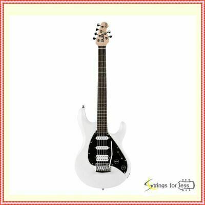 Sterling by Music Man SUB Silo3 Electric Guitar  White Silo 3