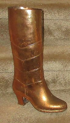 Vintage Bronze Boot Mould - Kitchener ON area - Kaufman Factory